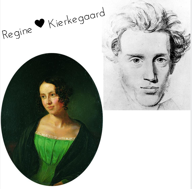 kierkegaard vs regine